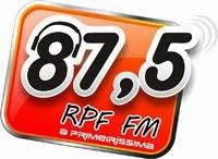 RPF 87,5 A PRIMEIRÍSSIMA