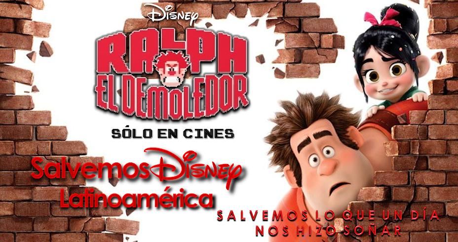 Salvemos Disney Latinoamérica