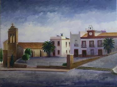 La Plaza, II; Fuerte del Rey, Jaén (12P)