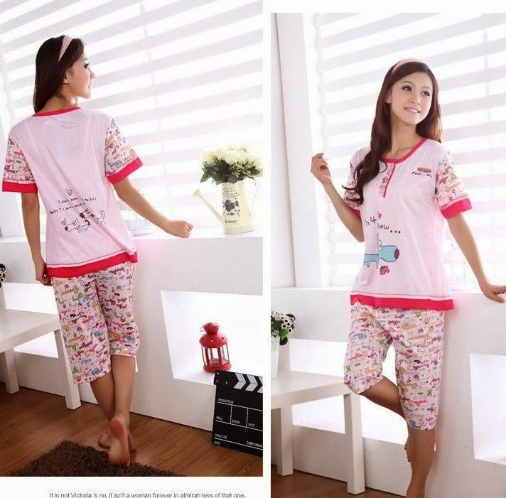 model baju tidur wanita dewasa terbaru nyaman dipakai