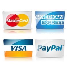 Paga con tu tarjeta de Credito