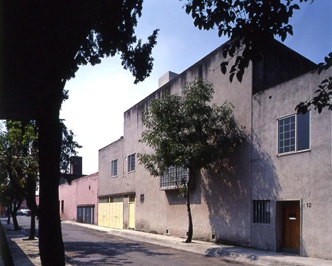 Arquitectura critica hitos del movimiento moderno parte for Casa de arquitecto moderno