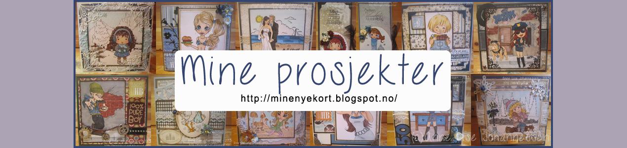 Mine Prosjekter