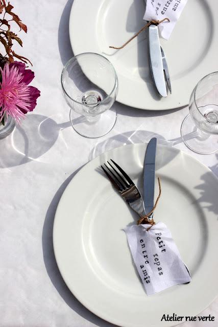 Petit repas entre amis / Birthday party / Atelier rue verte, le blog /