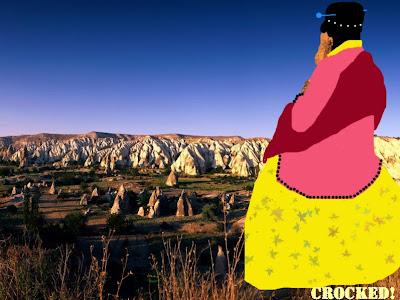 Jagged, Cappadocia, turkey <Crocked!>
