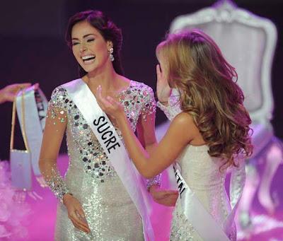 Miss Universe Veneauela 2012