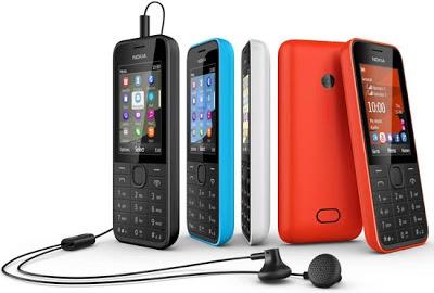 Harga Nokia 208 Terbaru