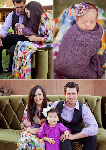 LIFESTYLE FAMILY AND NEWBORN SHOOT