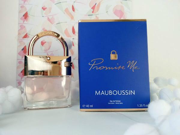 Promise Me : Mauboussin version parfum (+ concours)