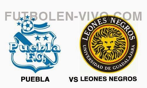 Puebla vs Leones Negros