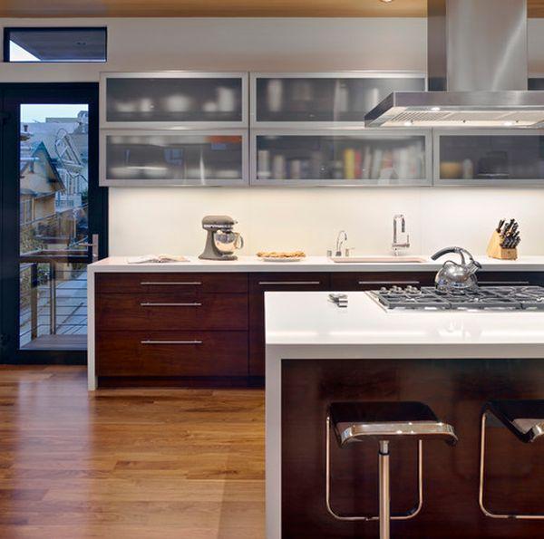 Jenis Material Pintu Kabinet Dapur