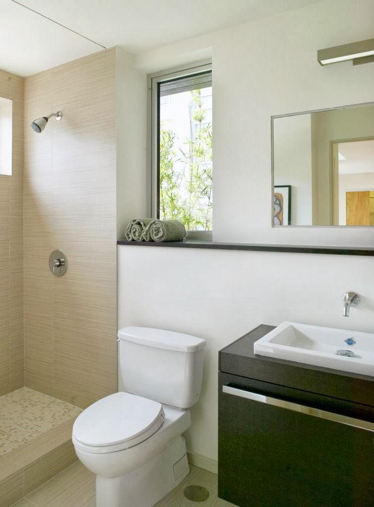 pilihan jitu desain kamar mandi kecil inspiratif