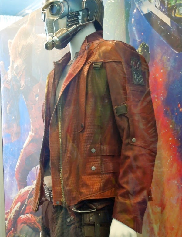 Red StarLord jacket Guardians of the Galaxy
