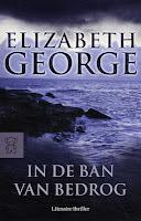in de ban van bedrog elizabeth george cover