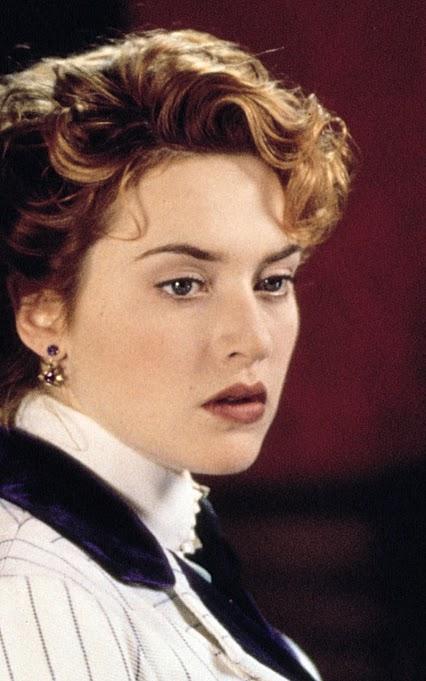 winslet titanic boob Kate