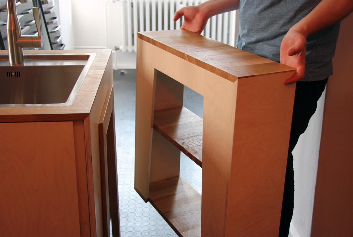 anneliwest berlin station k che im s bahnhof botanischer. Black Bedroom Furniture Sets. Home Design Ideas