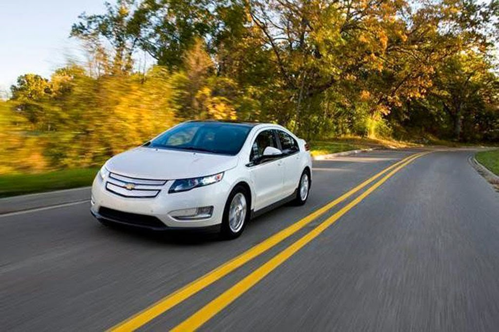 Kelley Blue Book 2015 Best Buys Include 4 Chevrolet Vehicles