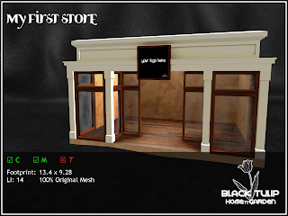 [Black Tulip] My First Store