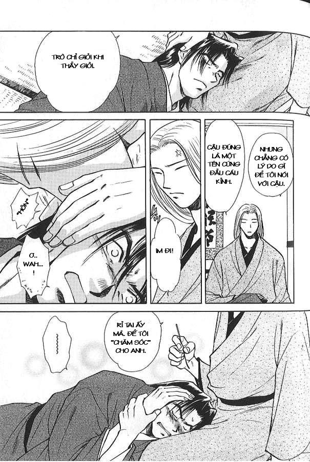 Soshite Haru No Tsuki chap 3 - Trang 14