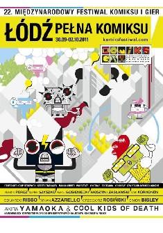 22. Międzynarodowy Festiwal Komiksu i Gier - 30.09-2.10.2011