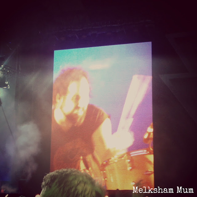 Wembley Stadium, The Killers, June 22 2013