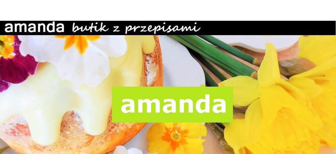 Amanda - Butik z Przepisami