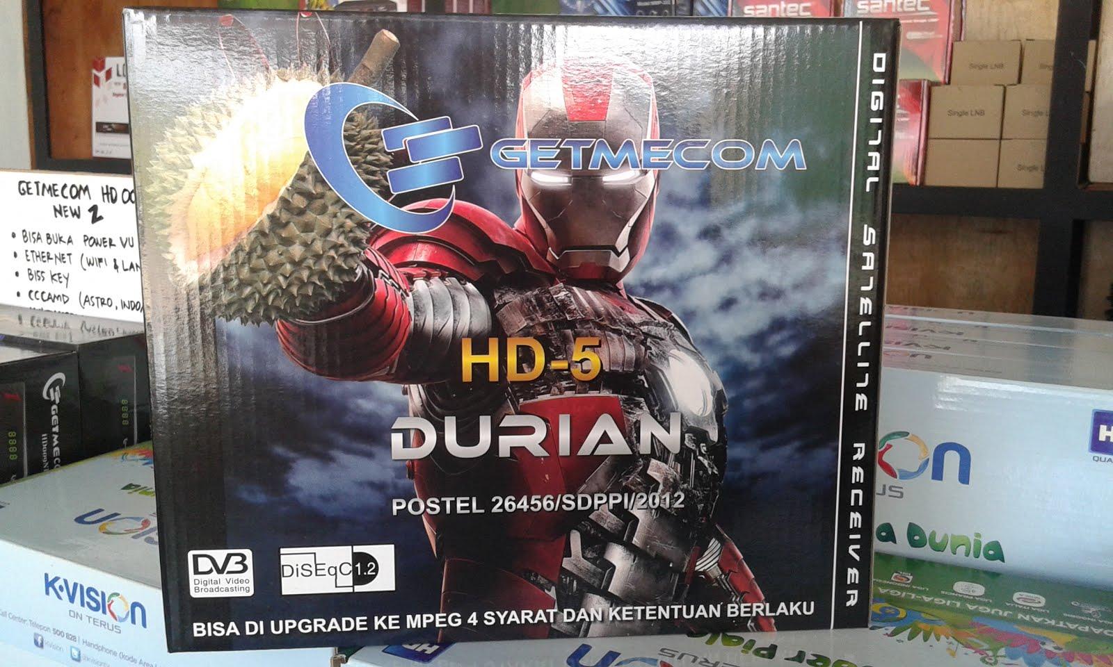 GETMECOM DURIAN MPEG2