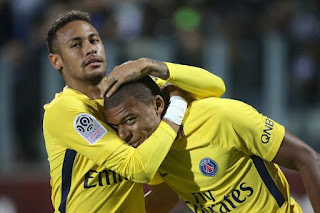 Mbappe's mother confirms player's fight with Neymar at PSG