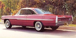 Muscle Car of the Week: 1961 Pontiac Ventura