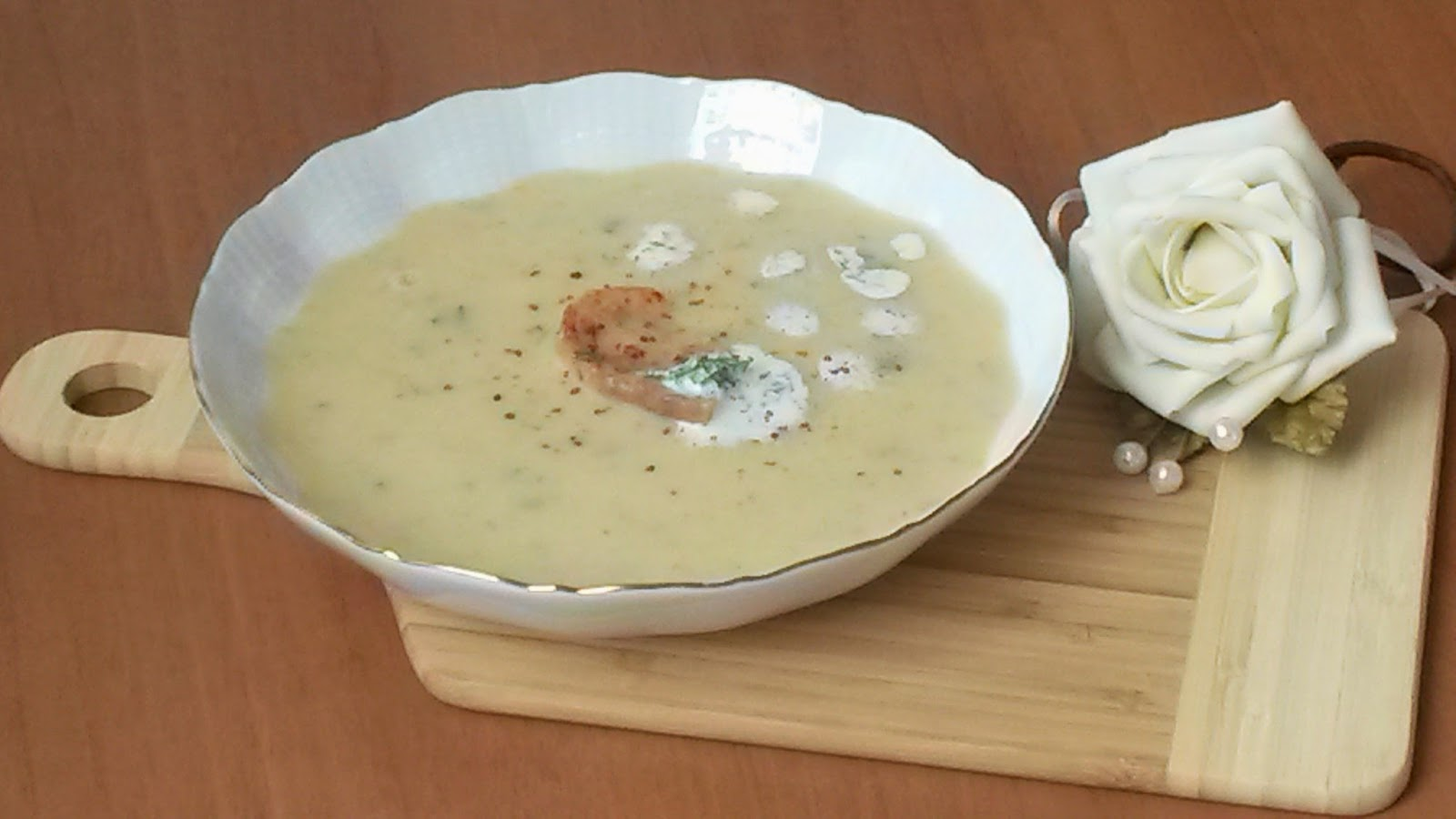Kremalı Yerelması Çorbası Tarifi