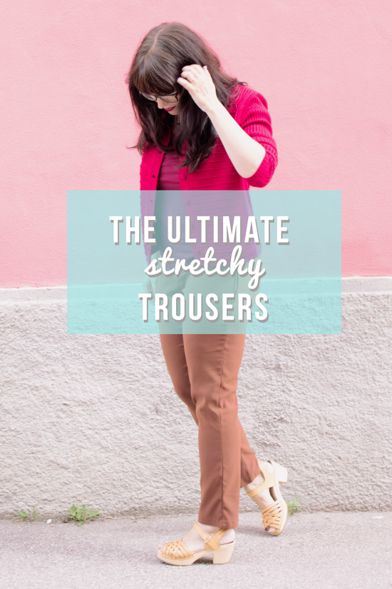 sew over it ultimate stretchy trousers