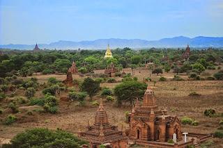 Burma // Bagan
