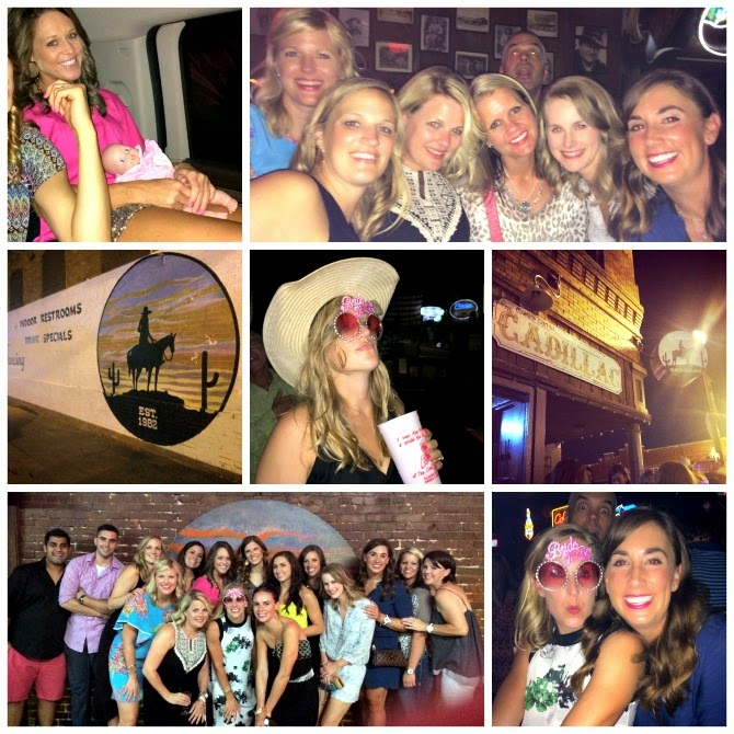 The Holland House: Bachelorette Party
