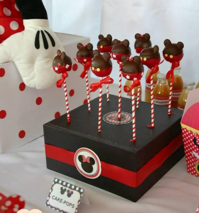Mulan Cake Pops
