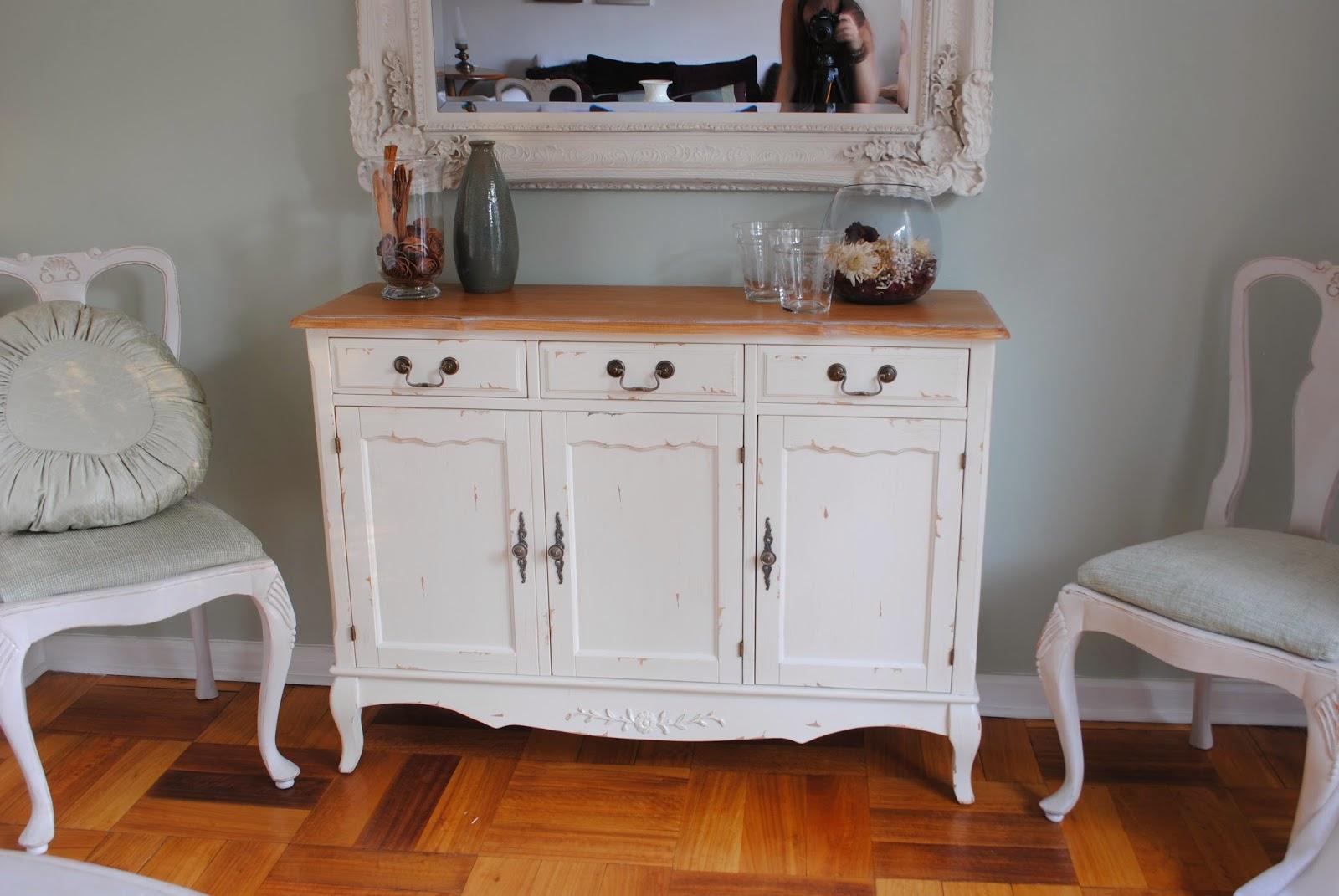 Paz montealegre decoraci n muebles normando y provenzal - Estilo provenzal muebles ...