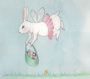 In preparation for Easter I have created a couple of whimsical Easter Bunny . easter bunny