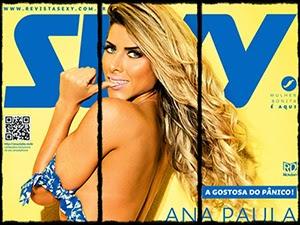 Ana Paula Minerato Nua Na Revista Sexy