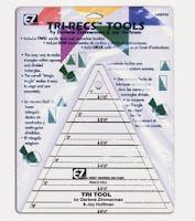 Tri-Recs ruler