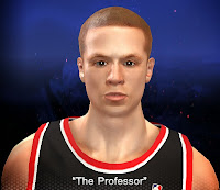 2K NBA 2K14 The Professor Cyberface