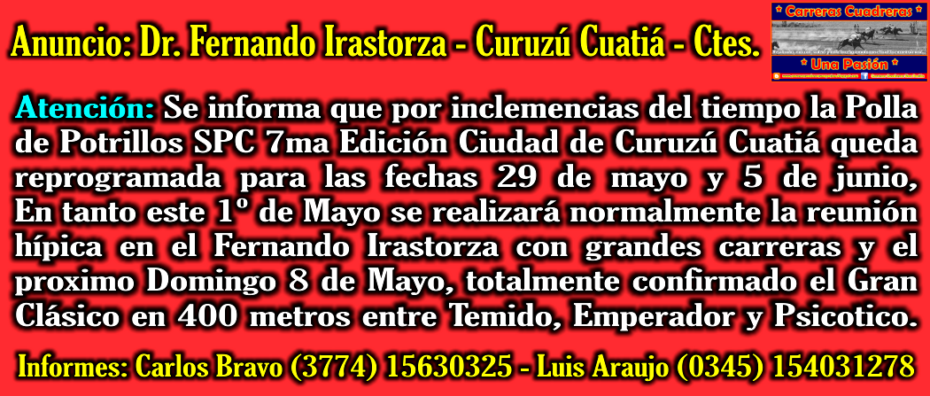 INFORME - CURUZU CUATIA