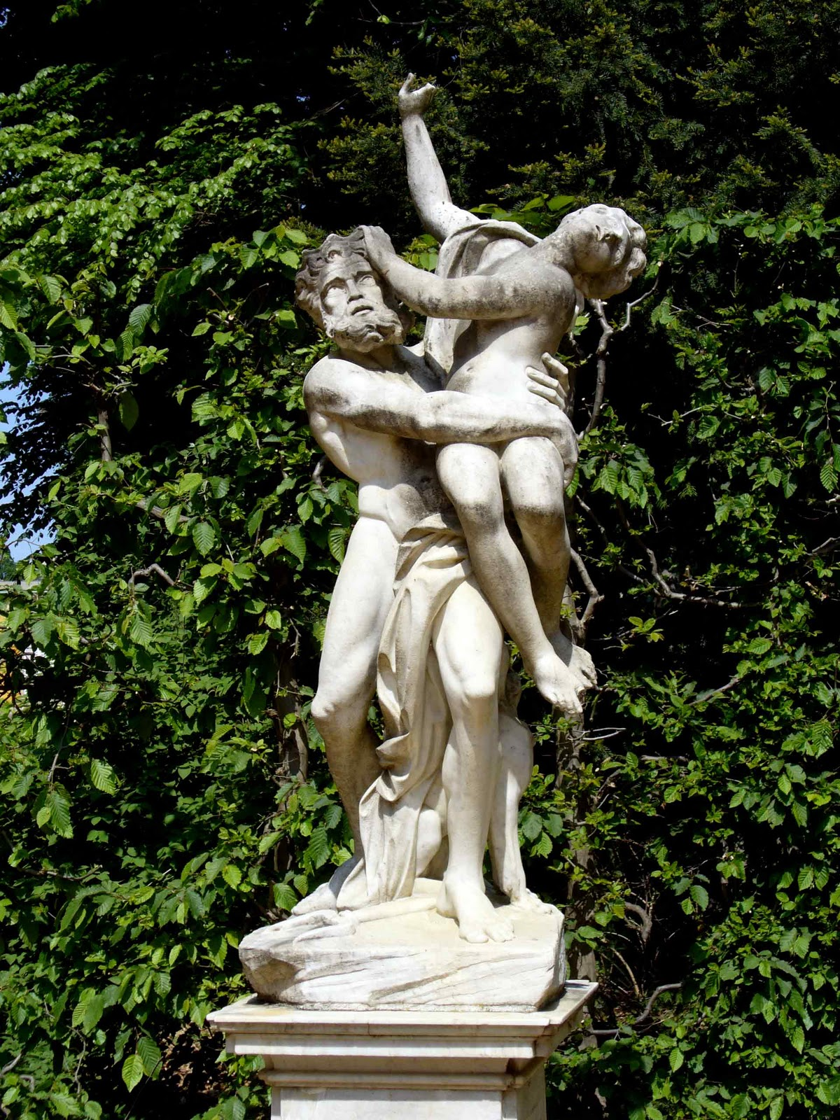 abduction of persephone Nysion (or mysion), the place of the abduction of persephone was also probably a mythical place which did not exist on the map, a magically distant chthonic land of myth which was intended in the remote past.