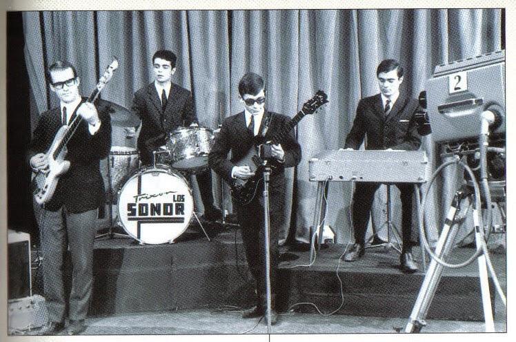 Los Sonor Campanilleros