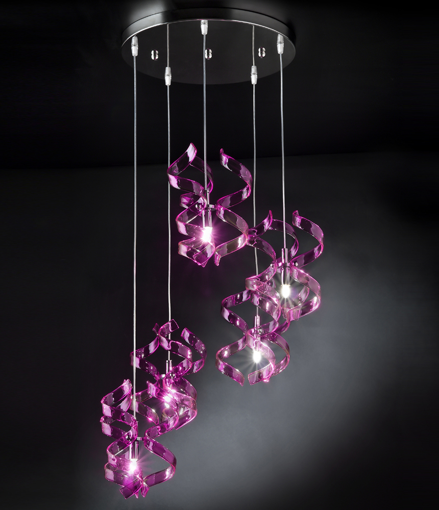 Lampadari moderni e di design   Lampadari da camera  ecco quali scegliere  -> Lampadari Moderni Color Rame