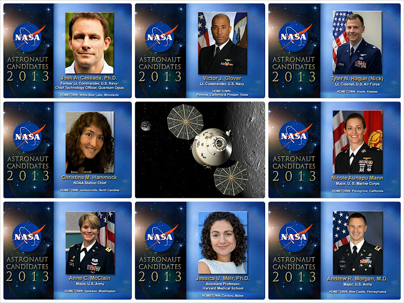 names of nasa astronauts - photo #31