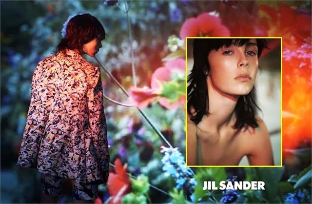 jil sander campaing ad ss 2014