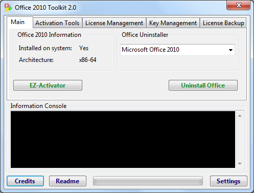 activator office 2010 professional plus toolkit