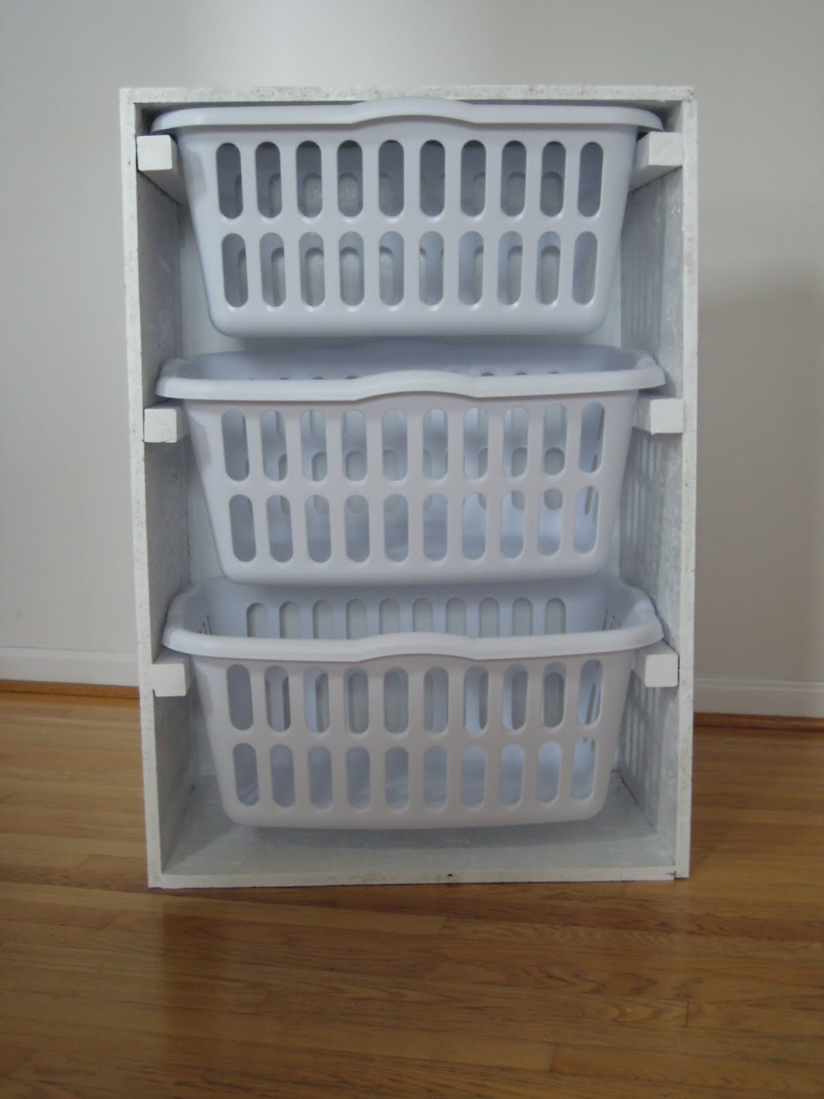 Lovelace Files Laundry Basket Dresser