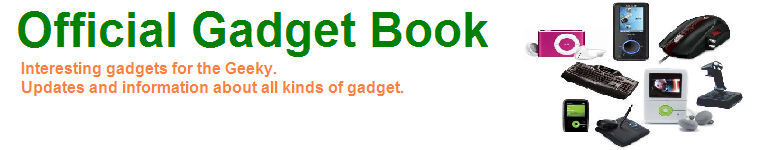 Official Gadget Book