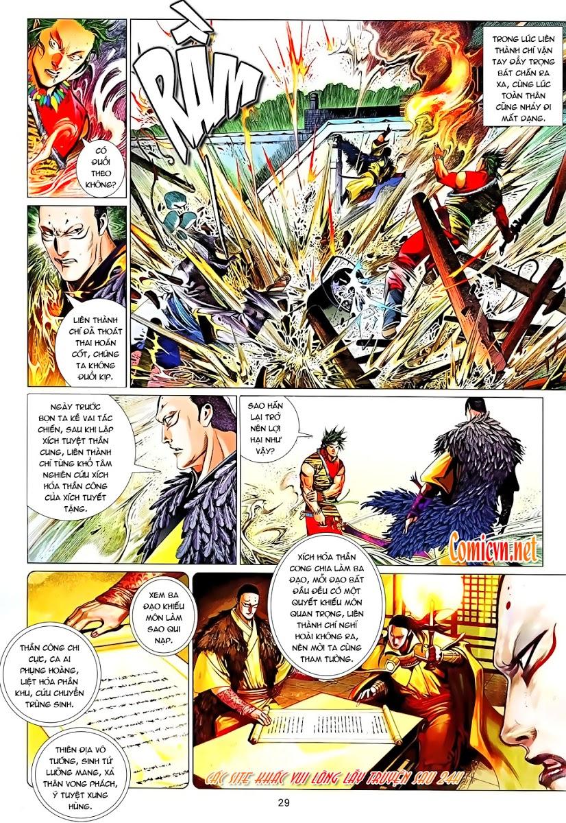 Phong Vân chap 641 Trang 29 - Mangak.info