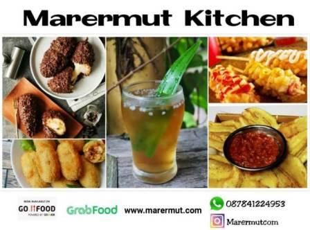 Mau mencicipi kuliner korea dan Indonesia mampir aja di Marermut Kitchen via Gofood